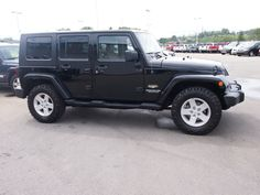 Used 2007 Jeep Wrangler Unlimited For Sale | Uniontown PA