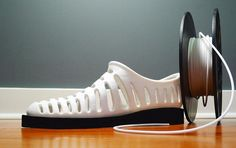 Feetz CEO, Lucy Beard Details Plans for Their 3D Printed SizeMe Shoes…