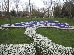 İstanbul: Istanbul Tulip Festival (Emirgan park)