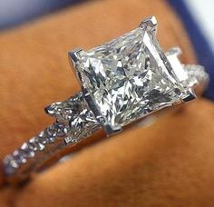 Verragio engagement ring.