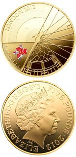 5 pound London 2012 Paralympic Games - 2012 - Series: London 2012 Olympic and…