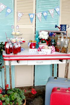 Here are 10 Inspiring 4th of July ideas, because there is still time t… :: Hometalk