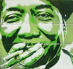 Muddy Waters - STENZSKULL