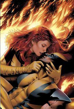 Wolverine & Phoenix