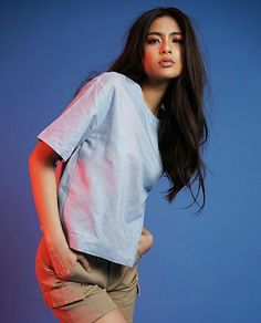 Gabbi Garcia, Friend Tumblr, Filipina Beauty, Just Girl Things, Tumblr Girls, Girl Crushes, Asian Beauty, Makeup Looks, Feminine