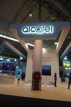 #ALCATEL #IDOL4 #MWC16