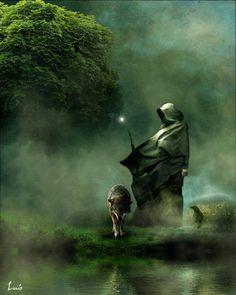 Dark Art - Shadow