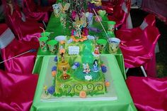 """Photo 1 of 42: Tinkerbell & Fairies / Birthday """"Fairy Extravaganza"""" 