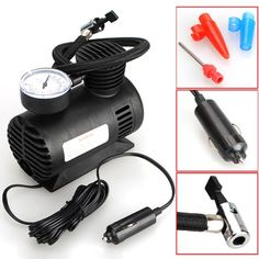Banggood 12V Car Auto Electric Portable Pump « Holiday Adds