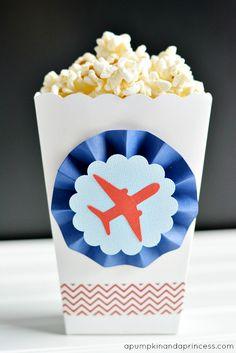 Disney Planes Movie Night