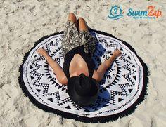 SwimZip Roundie Perfect Beach Day