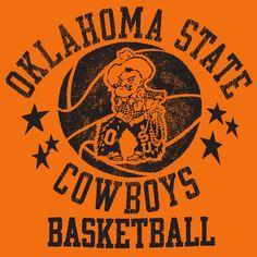 Oklahoma State Cowboys | Frank Ozmun Graphic Design