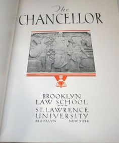 1935-Brooklyn-Law-School-Chancellor-Yearbook-Commencement-Photos-Women-Lawyers