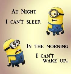 Top 21 Funny Quotes Whatsapp – Hilarious Memes And Super Humor In Life – Minions quotes Funny Minion Pictures, Funny Minion Memes, Minions Quotes, Funny Relatable Memes, Hilarious Memes, Stupid Funny, Haha Funny, Funny Life, Minions Pics