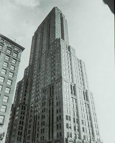 The Palmolive (Playboy) Building c. 1929