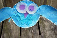 Preschool Unit (craft, snack, activities) based on Chris Haughton's Little Owl Lost Fall Preschool, Preschool Projects, Craft Activities For Kids, Book Activities, Craft Ideas, Letter O Crafts, Owl Crafts, Animal Crafts, Paper Plate Crafts For Kids