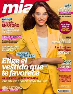 Revista #MÍA 1460, octubre. Horóscopo salud, dinero y amor, tu suerte en otoño. Cirugía estética, resulve tus dudas. Las 8 mejores #antiarrugas low cost.