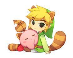 With Kirby 3 by Wusagi2.deviantart.com on @DeviantArt