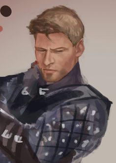 Alistair, by donc-desole - Dragon Age <3