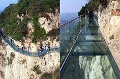 World's most heart-pounding bridges