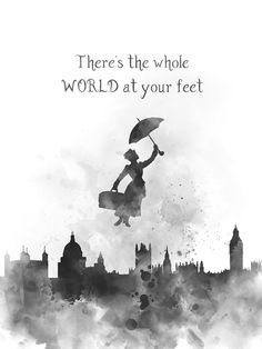 Mary Poppins Quote Black and White Disney Rooms, Disney Up, Black And White Picture Wall, Black And White Pictures, Art Prints Quotes, Art Quotes, Merry Poppins, Mary Poppins Quotes, Disney Lessons