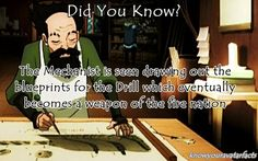 Photo of Did You Know? for fans of Avatar: The Last Airbender. NO NO NO NO :(