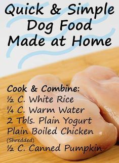 You will find interesting recipes for dog on my account. dog food recipe crockpot Another Simple Dog Food Recipe Diy Dog Treats, Homemade Dog Treats, Puppy Treats, Healthy Dog Treats, Homemade Recipe, Dog Biscuit Recipes, Dog Treat Recipes, Dog Food Recipes, Chihuahua