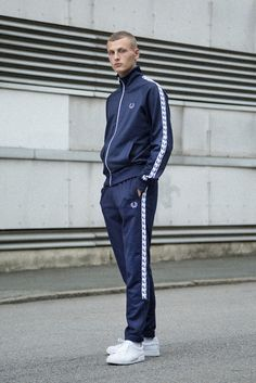 Fred Perry tracksuit