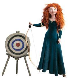 Disney Princess Merida, Brave Princess, Brave Merida, Merida Costume, Brave 2012, Disney Love, Brave Disney, Disney Stuff, Disney Pixar Movies