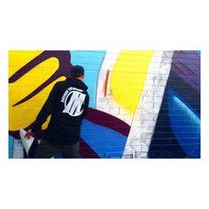 Day 2 in Carlsbad starts meow  #MDMN #art #carlsbad #carlsbadinn #CarlsbadArtWall #ironlak #ironlakla #paintlife #Radtimes #senorgrubbys #snyderart #colorsinla #team #madmantheradman #dbhtees #radlife by madmanart