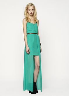 Sydney V-Neck Maxi available @Shopbop @Saks Fifth Avenue