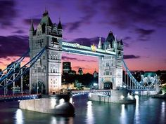 Tower Bridge, London England- see you soon.