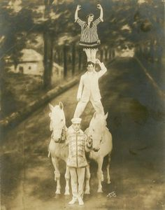 Forepaugh & Sells Bros Circus, ca. 1899