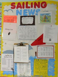 little illuminations: Back To School Bulletin Boards...Redux!