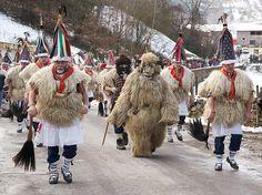 Carnaval en Ituren y Zubieta. © Inaki Caperochipi Photography
