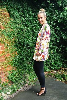 Paradise Kimono $35   Fashion, sale, clothing, boutique, online boutique, model, fashion blogger