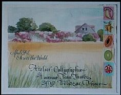 """Mail Art Across the World"""