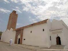 la grande mosquée de Nedroma Algeria