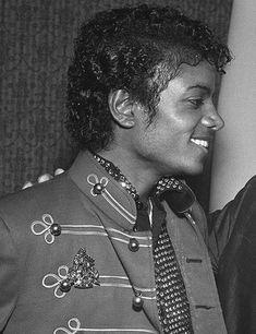 Michael Jackson. A George Vreeland Hill post.