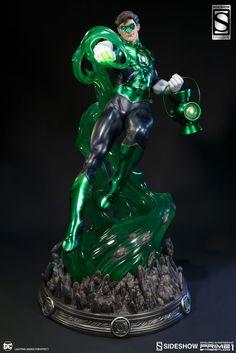 BLOG DOS BRINQUEDOS: Green Lantern DC Comics Statue