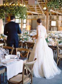 Elegant Carmel Wedding with Photography by Jose Villa | Photos