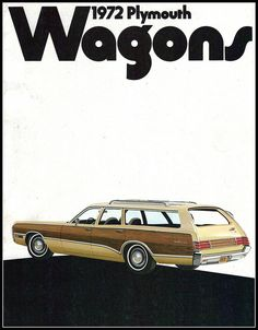 1972 Plymouth Fury Station Wagon