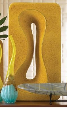 """""""Yellow Accessories"""" """"Yellow Decor"""" """"Yellow Home Decor"""" """"Yellow Home… Yellow Home Accessories, Yellow Home Decor, Home Decor Accessories, Decorative Accessories, Yellow Bowls, Yellow Vase, Home Decor Online, Home Decor Items, Yellow Living Room Furniture"""