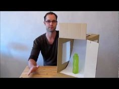 ▶ How to make a Light Box & Top Photography Tips - YouTube