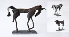 "Saatchi Art Artist Birgul Erkanı; Sculpture, ""Aggraziato"" #art"