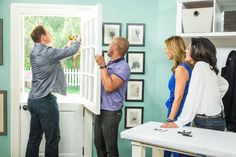 Ken Wingard is showing you how to save hundreds of dollars by making your own dutch door!