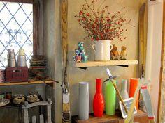 ..Lampade a sospensione 1960....oggetti vari in vendita da Spazio Christine Pennemann Courmayeur