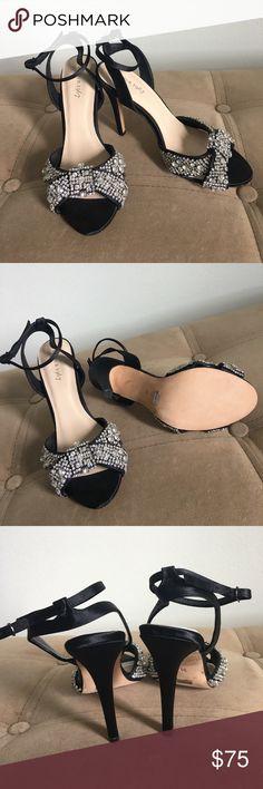 Menbur Women's Bridal peep toe shoes Menbur Women's Open Toe Slingback peep toe shoes, size 8 (38.) New never used. In excellent condition. Menbur Shoes Heels