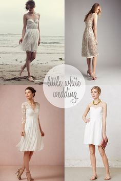 Elopement Wedding Dresses On Pinterest Short Wedding