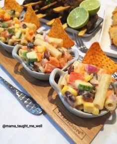 Mexican Pasta recipe by Ruhana Ebrahim